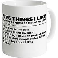 LBS4ALL Five Things I Like - Bike Mug
