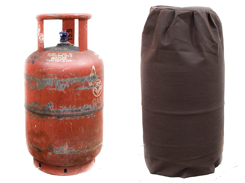 iShine Kitchen LPG Gas Cylinder Cover: Amazon.in: Garden & Outdoors