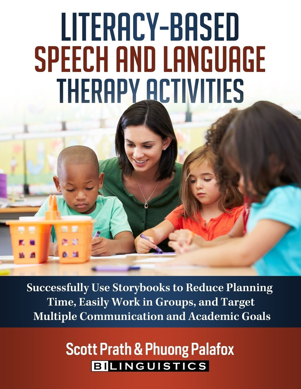 Literacy Based Speech Language Therapy Activities product image