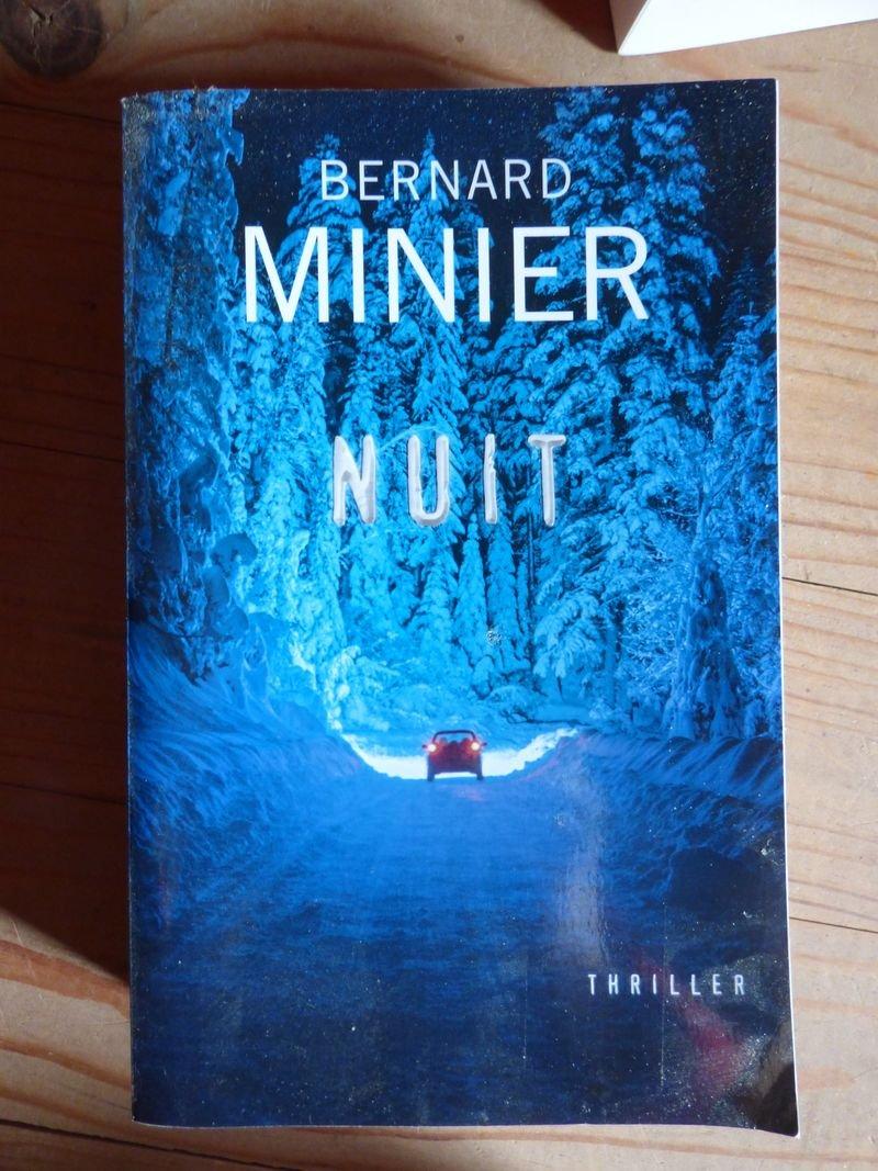 Amazon Fr Nuit Bernard Minier Livres