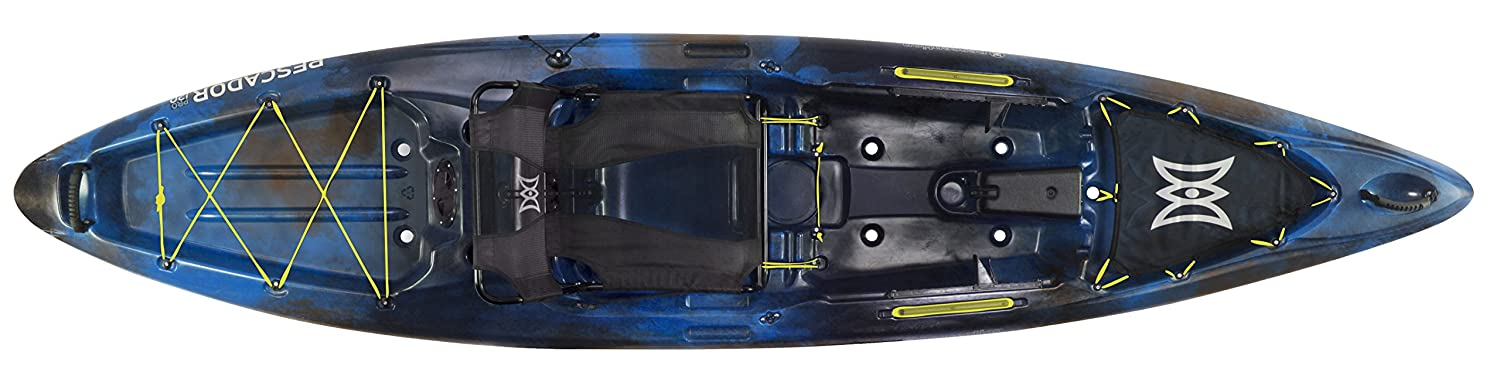 Perception Pescador Pro   The Best for Calm Water Fishing Kayak