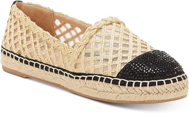 INC International Concepts Womens Corvina Fabric Closed Toe Espadrille Flats US