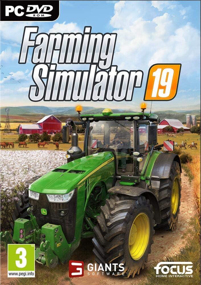 Farming Simulator 19 [Importación francesa]