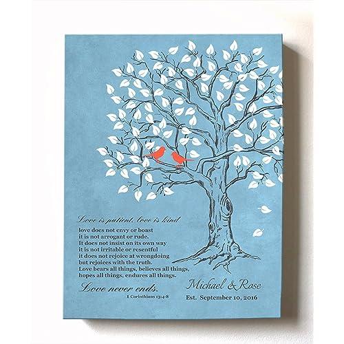 Six Year Wedding Anniversary Gift Ideas: 1st Year Anniversary Gift Ideas: Amazon.com