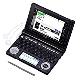 CASIO EX-word TAFCOT XD-D4850BK (Black) Touch Panel Japanese Electronic Dictionary with EX-VOICE Technology