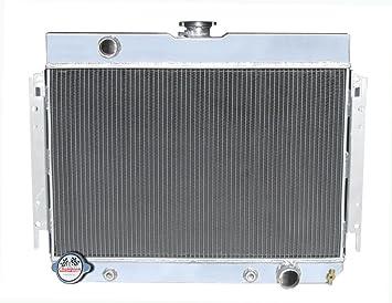1964-1967 Chevy El Camino Aluminum 3 Row Champion Radiator