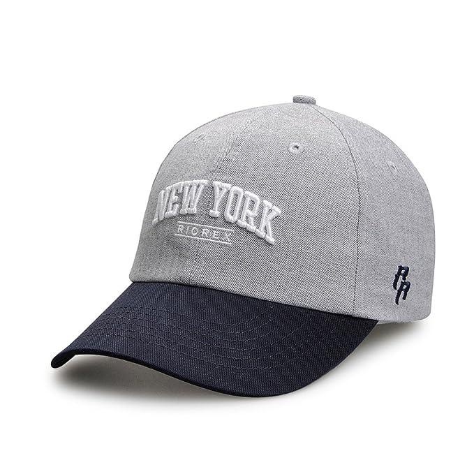 401cff7645b RIOREX Hats Women Shades Travel Caps Men Fashionable Outdoor Baseball Cap  Hit Color Cap 1706A004 (