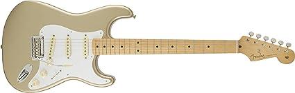 Guitarra eléctrica Fender - 50s Classic Player Strat MN Shoreline ...