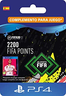 FIFA 20 Ultimate Team - 1600 FIFA Points DLC - Código de descarga PS4 - Cuenta española: Amazon.es: Videojuegos