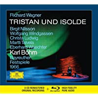 Tristan Und Isolde [3 CD/Blu-Ray][Deluxe Edition]