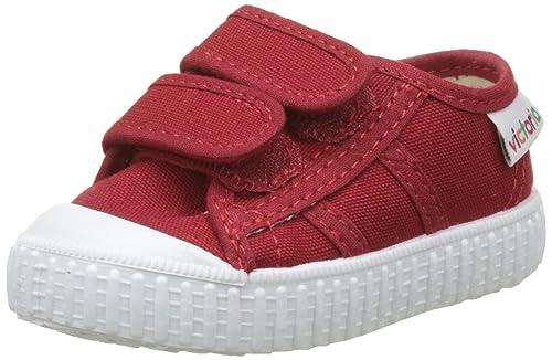 Victoria Basket Lona Dos Velcros, Zapatillas Unisex bebé: Amazon.es: Zapatos y complementos