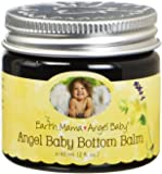 Earth Mama Baby Organic Diaper Balm 2 Oz (6 Pack)