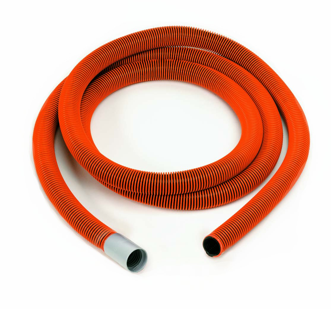 Mr. Nozzle M-300-SB 12-Feet Wet/Dry Vacuum Hose with Coupling