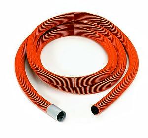 Mr. Nozzle M-300-SB 12-Feet Wet/Dry Vacuum Hose with Coupling