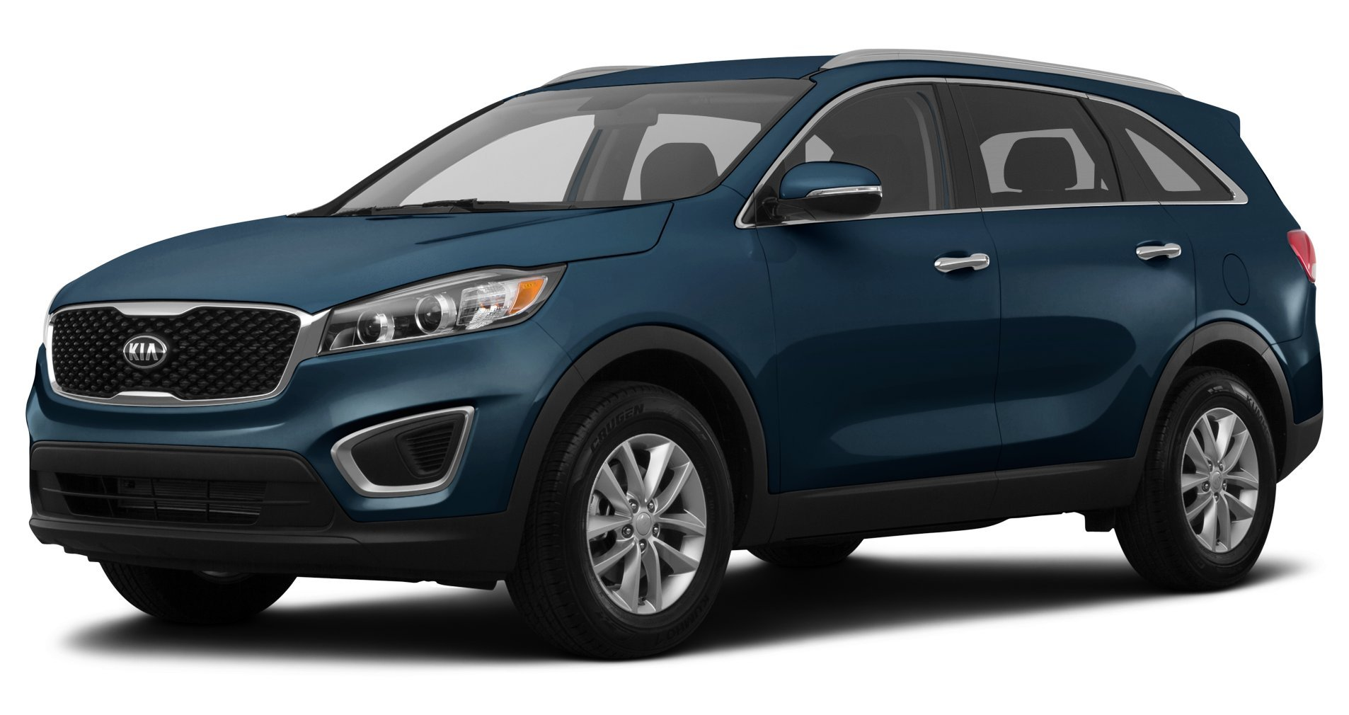 2017 kia sorento reviews images and specs vehicles. Black Bedroom Furniture Sets. Home Design Ideas
