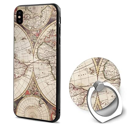 Amazon Com Rong Fa Old World Map Wallpaper Apple Cell Phone