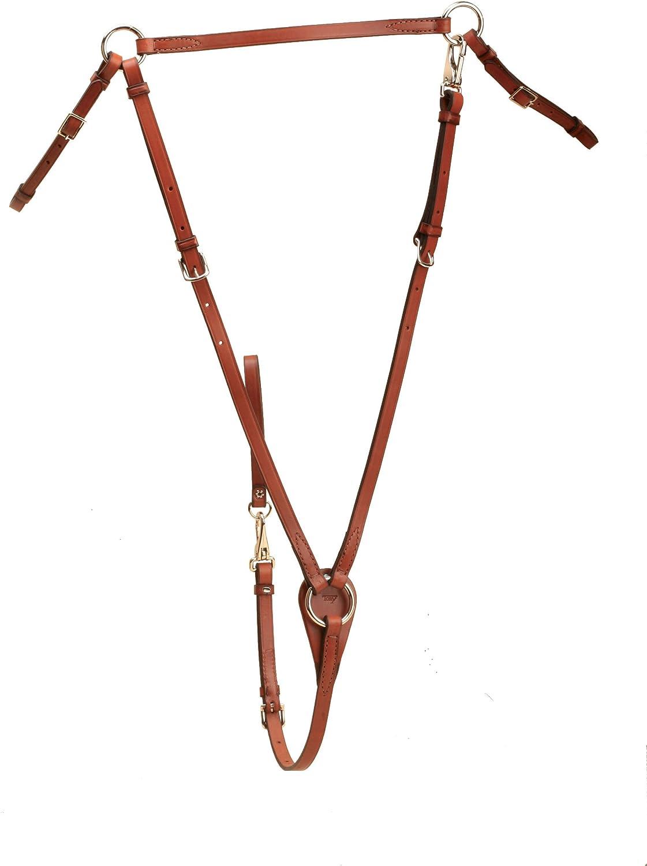 Tory Leather Flat Hunt Breastplate 71M4bL7XWtL