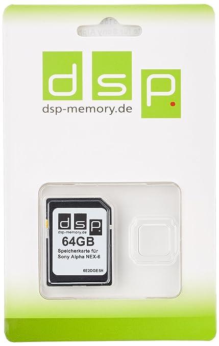 DSP Memory Z de 4051557411128 64 GB Tarjeta De Memoria para ...