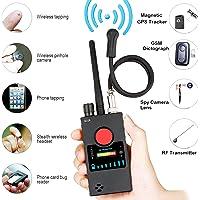 GPS Magnetic Finder,Camera Lens Scanner Wireless Signal Detector