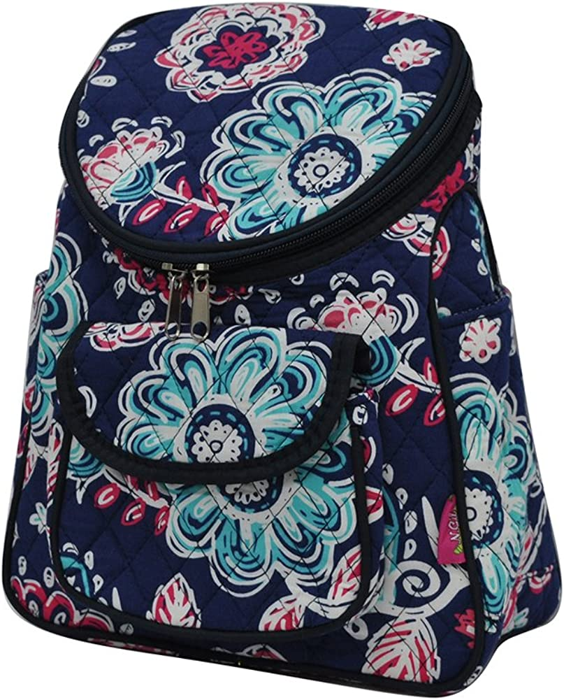 Medieval Blossom NGIL Quilted Mini Backpack