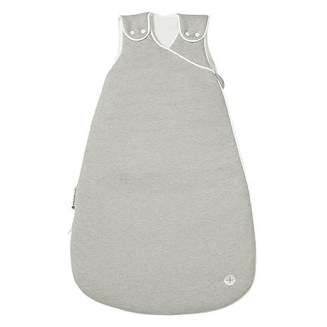 Acogedor Verano Saco de dormir de 70 cm de Nordic Coast | gris | Saco de