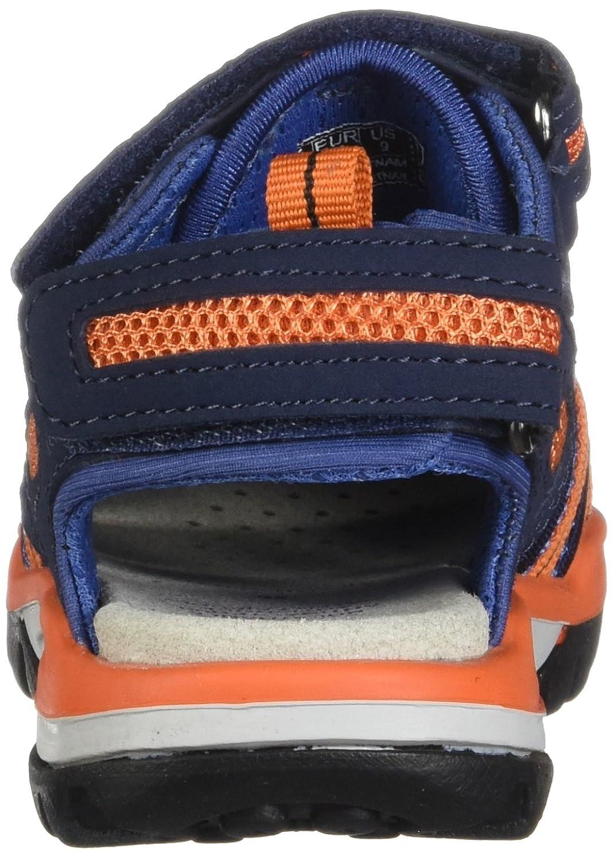 Geox Kinder Trekkingsandalen J720RC-05014-C0659 blau 438194