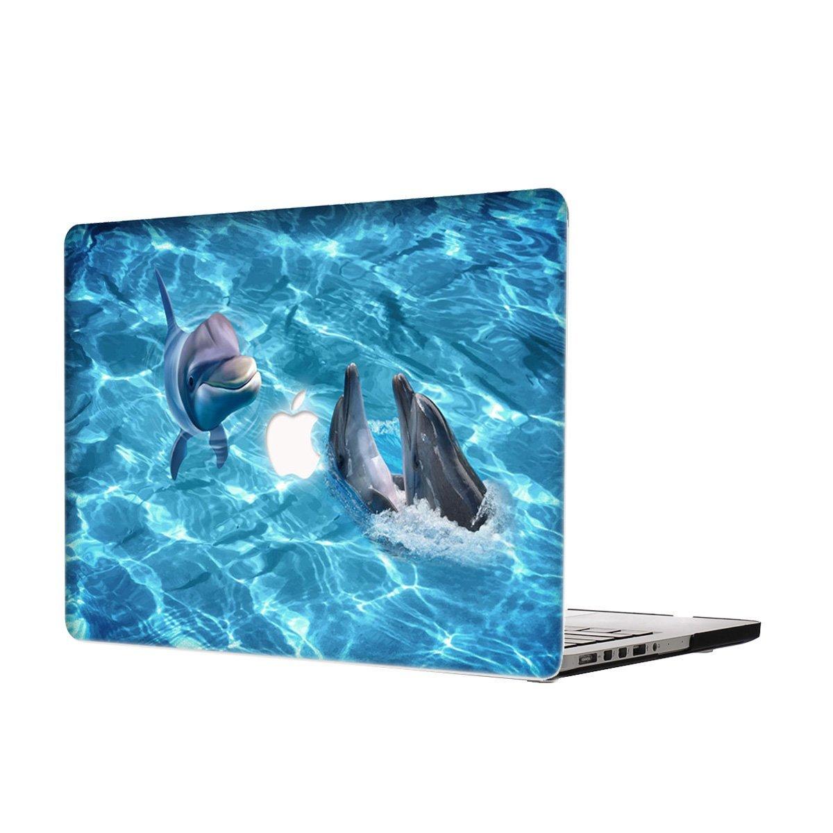 Amazon.com: MacBook Pro 13 Case 2017 & 2016 (Model: A1706 ...