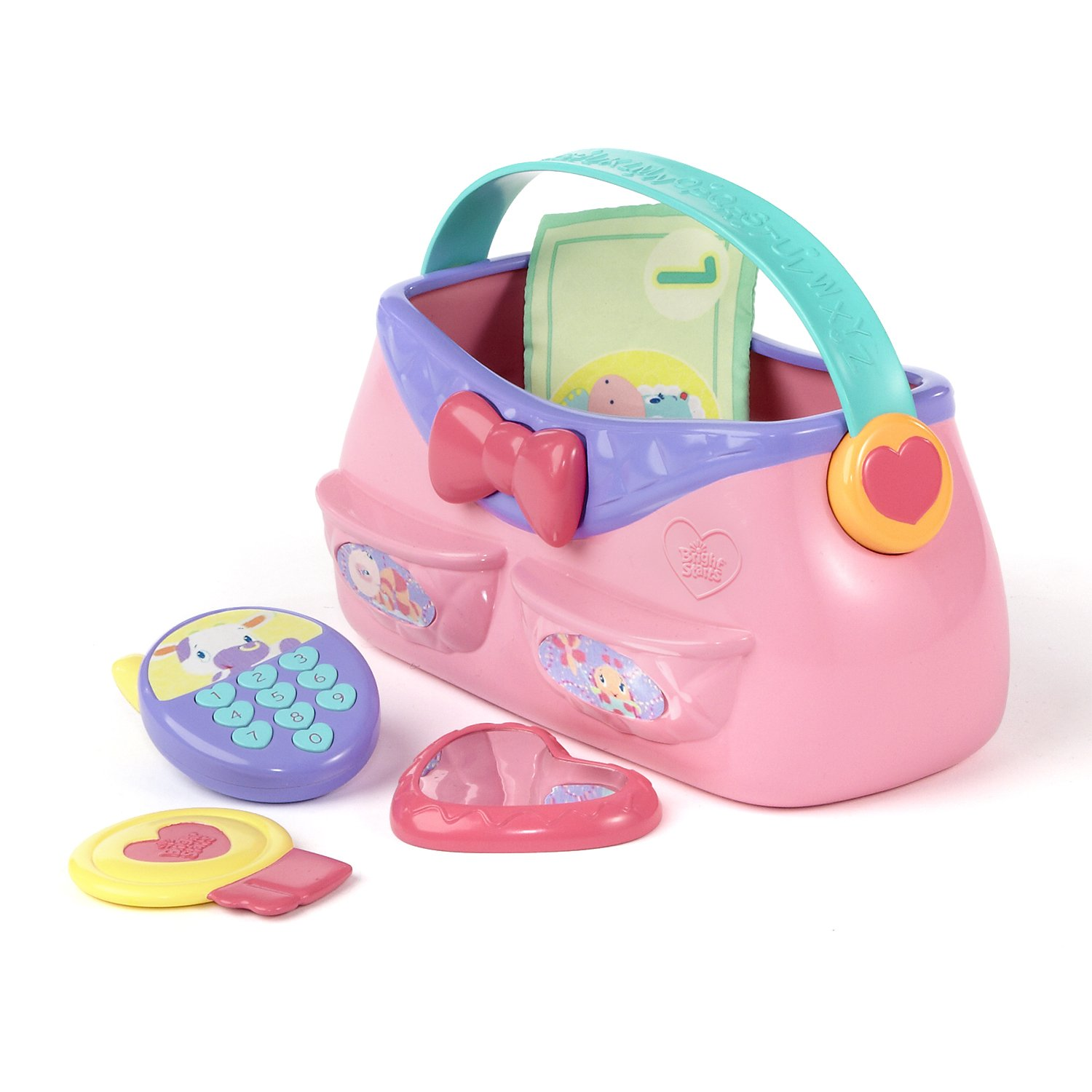 Bright Starts Pretty in Pink Put and Take Purse by Bright Starts (Image #2)