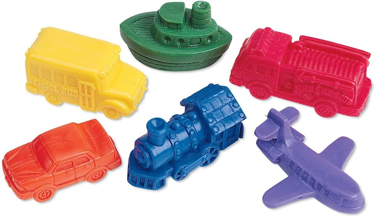 Learning Resources Mini Motors Counting and Sorting Fun Set, Early Math Skill, Set of 72, Ages 3+