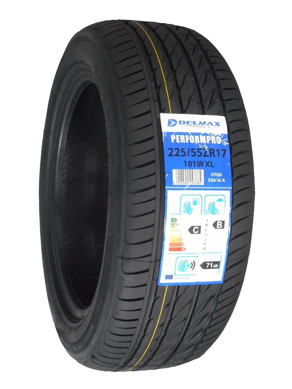 DELMAX(デルマックス) PERFORMPRO 225/55R17 101W サマータイヤ B079NBG6ZK