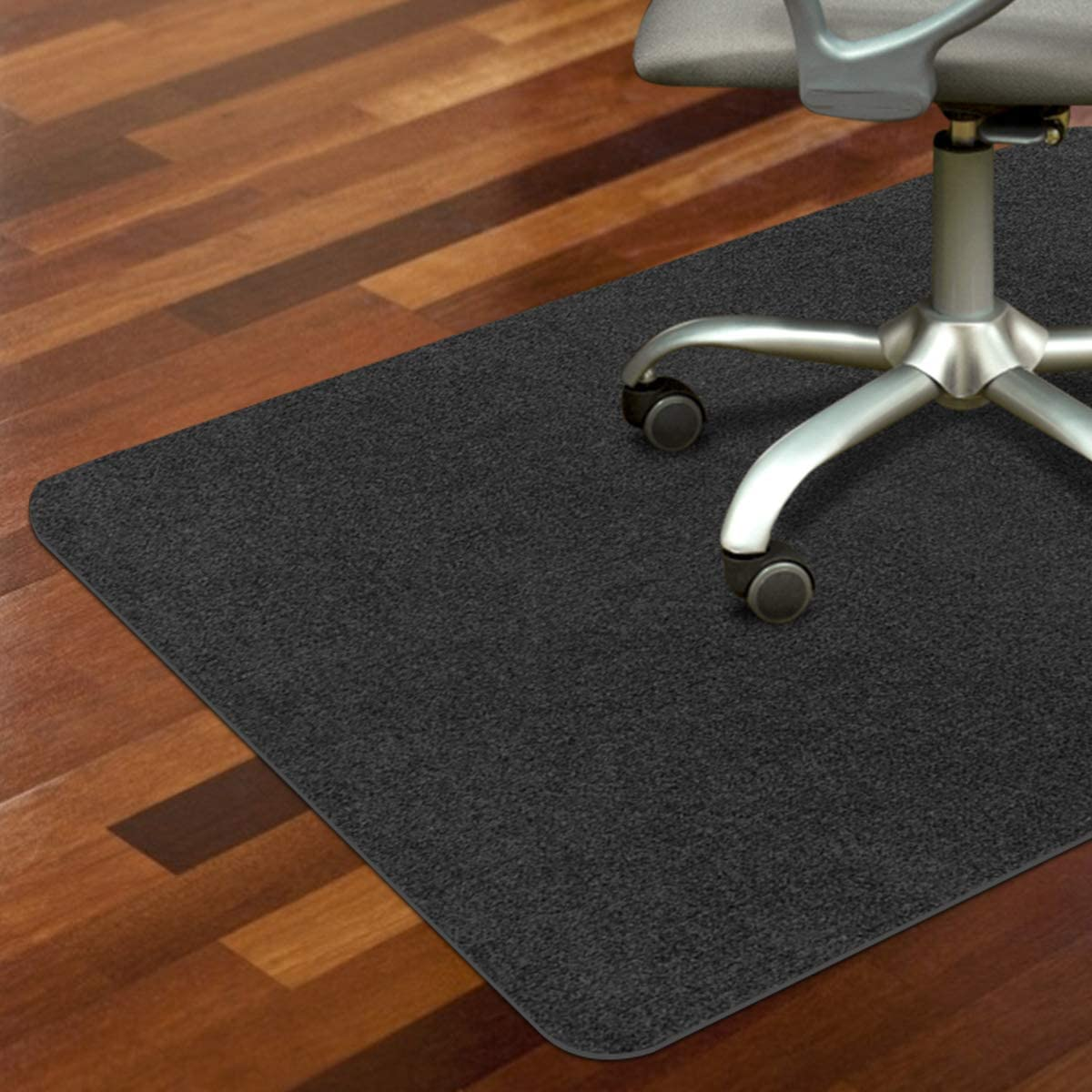 사무실 의자 매트 데스크의 자 매트한 나무 바닥 1 | 6 두꺼운 47X35 드 보호 매트는 다목적 의자 양탄자를 위한 홈