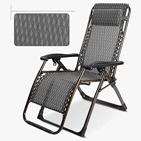 Reclinables Duo Cero Gravity Chair Silla Plegable Lunch ...
