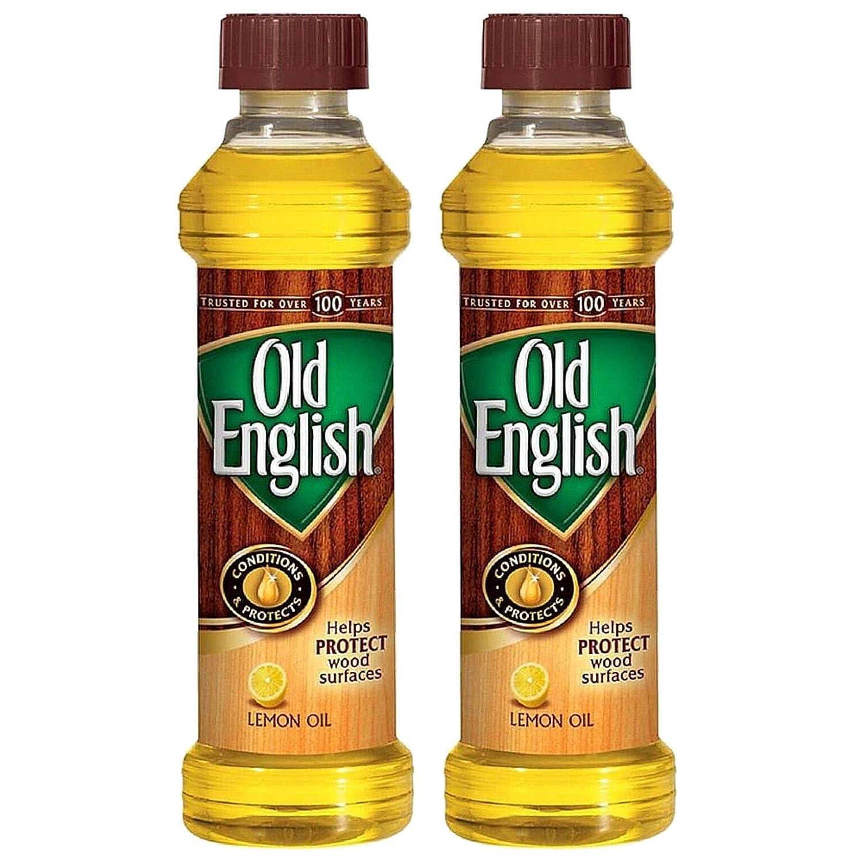 Old English Wood Polish, Bottle, 16 Oz, Pack of 2