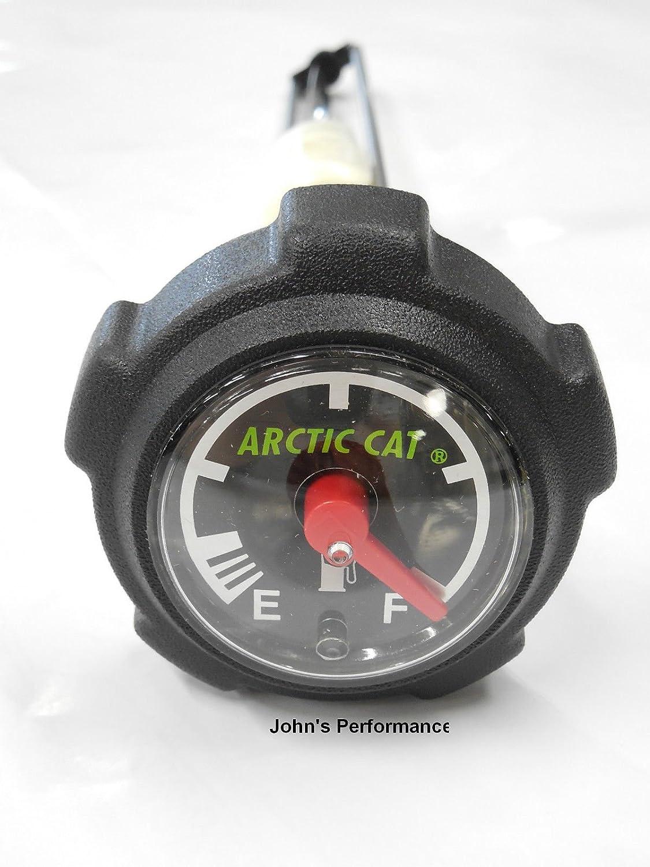 OEM Arctic Cat Snowmobile Gas Cap w/Fuel Gauge 0670-658
