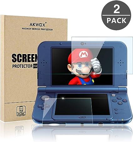Protector de pantalla para Nintendo 3DS XL