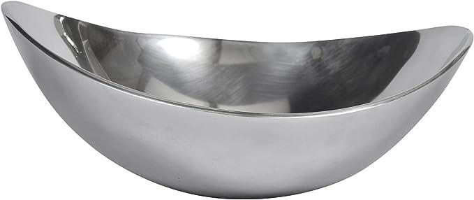 MACOSA SA05156 Schale Engel /& Herz Metall kleine Dekoschale Landhausstil Metallschale Sch/älchen Aufbewahrungsschale Tischdeko Dekoration Ringschale