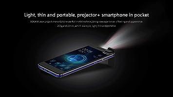 VOGA 2 AI PROYECTOR Laser Smartphone: Amazon.es: Electrónica
