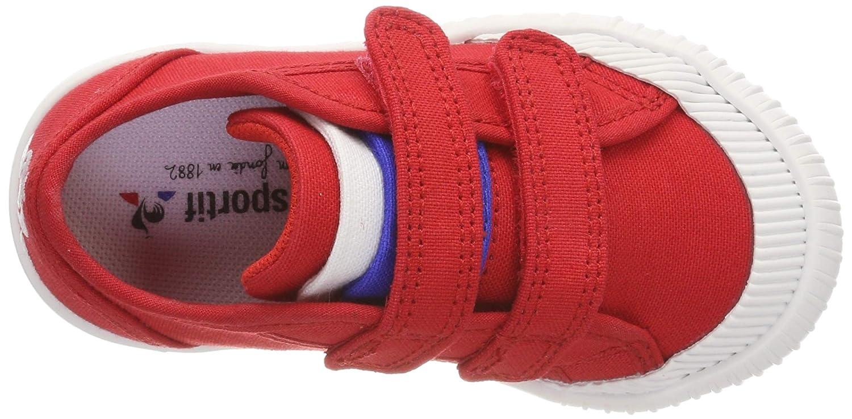 Le Coq Sportif Nationale Inf Pure Red Baskets Mixte b/éb/é