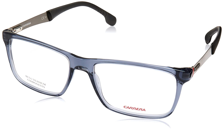Carrera 8825/V Eyeglass Frames CA8825-0PJP-5517 - Blue Frame, Lens Diameter 55mm, Distance Between