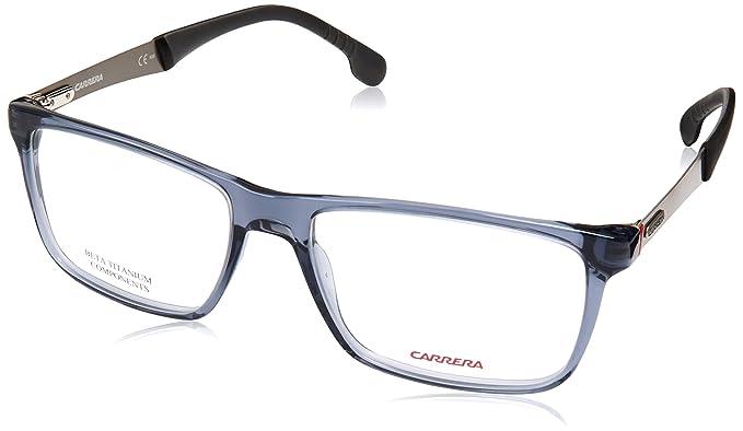 Amazon.com: Carrera 8825/V Eyeglass Frames CA8825-0PJP-5517 - Blue ...