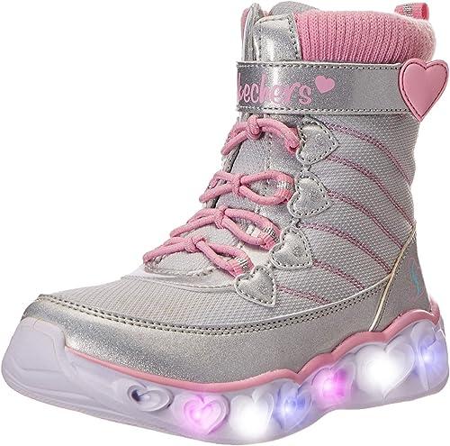 skechers kids boots