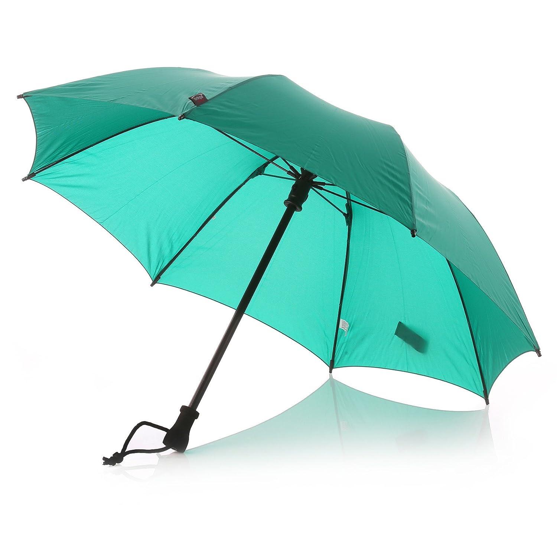 EuroSchirm birdiepal Outdoor Regenschirm grün 2017 Reisezubehör