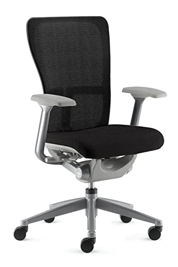 Amazoncom Zody Chair by Haworth Basic Fixed Arms Pneumatic