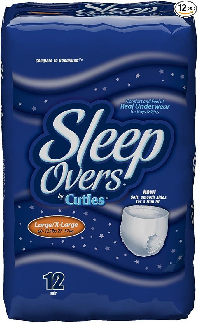 Sleepover Pajama Pants Panties