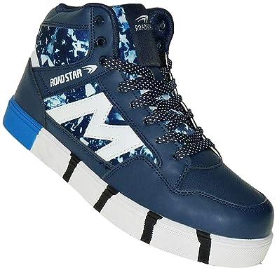 buy online 405cf 1d848 Bootsland High Top Basketballschuhe Sneaker Skaterschuhe ...
