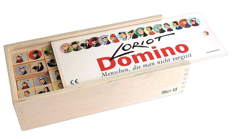 Loriot Domino Spiel, Menschen die man nie vergisst