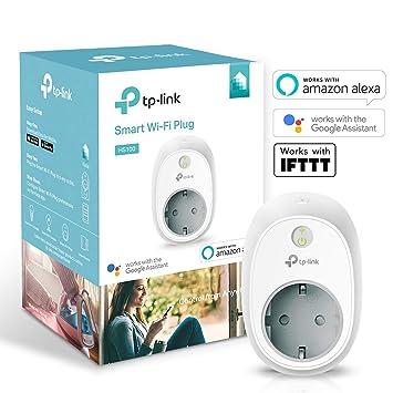 TP-Link WLAN Steckdose funktionieren mit Amazon Alexa (Echo und Echo ...