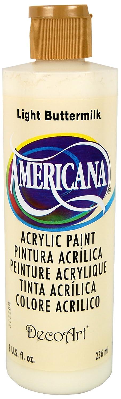 Deco Art Americana Acrylic Multi-Purpose Paint, Light Buttermilk DecoArt DA164-9