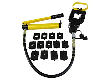 MXBAOHENG Manual AC Hydraulic Hose Crimping Tool 71500