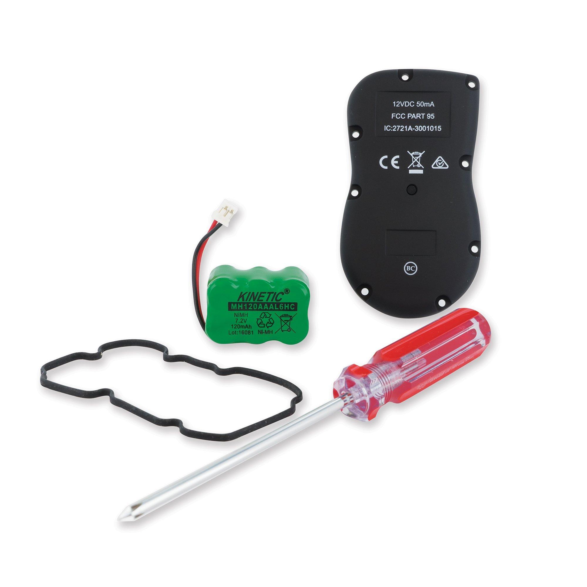 Transmitter Battery Kit